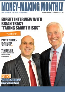 MMM - Feb 13 Cover - Steve Sipress & Brian Tracy