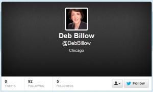 Deb Billow twitter GKIC